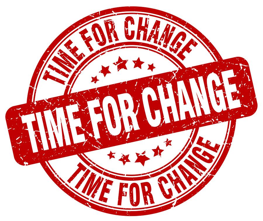 Saper riconoscere quando è tempo di cambiare (lavoro)